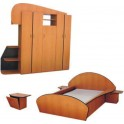 Dormitor CHERRY