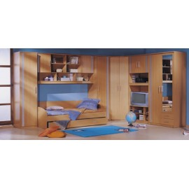 Dormitor Blue ADVENTURE